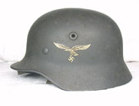German Luftwaffe Helmet